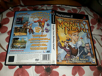 £4.72 • Buy Escape From Monkey Island (PS2) GAME IS FOR PS2 ONLY