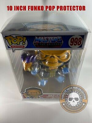 $12.25 • Buy Funko POP! PROTECTOR For Masters Of The Universe Disco Skeletor 10 Inch #998