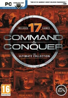 AU14.75 • Buy Command & (and) Conquer Ultimate Collection Red Alert Origin Digital Key No Disc