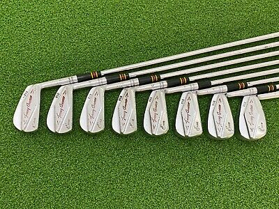 $199.99 • Buy RARE MacGregor Golf TOMMY ARMOUR SS2 CF4000 Iron Set 2-9 Right Handed Pro-Pel #2