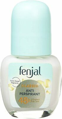 NEW Fenjal Crème Deodorant Roll-On 50ml FAST & FREE Delivery  • 4.69£