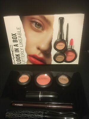 £48.99 • Buy Mac Look In A Box Utterly Likeable Make Up Gift Set New