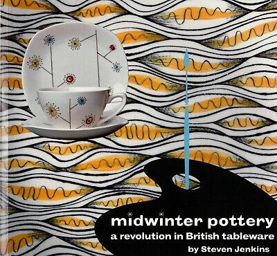 £12.50 • Buy MIDWINTER POTTERY 3rd EDITION (JESSIE TAIT, EVE MIDWINTER, TERENCE CONRAN)