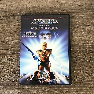 $8.95 • Buy Masters Of The Universe (DVD, 2009, Canadian Bilinigual )