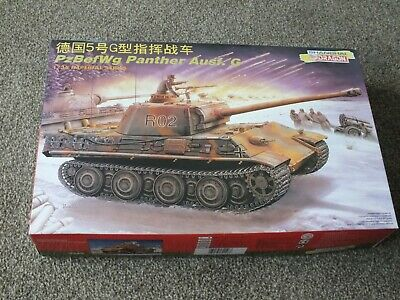 Dragon Kit PzBefWg Panther Ausf.G. Imperial Series Shanghai. Code 9046 • 35£