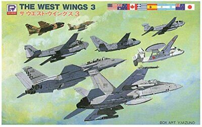 £26.03 • Buy PIT-ROAD Skywave Series S13 The West Wings 3 1/700 Scale Kit From JAPAN 192540