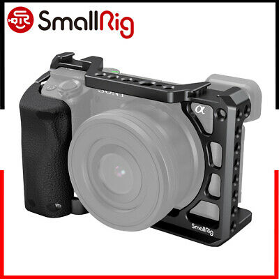 $ CDN54.45 • Buy SmallRig Cage With Silicone Handle For Sony A6100/A6300/A6400 Camera 3164
