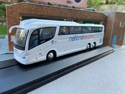 Oxford Diecast 1:76th Scale Scania Irizar National Express Code III • 35£