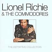 Lionel Richie And The Commodores - The Definitive Collection( CD]  Never Used • 1£