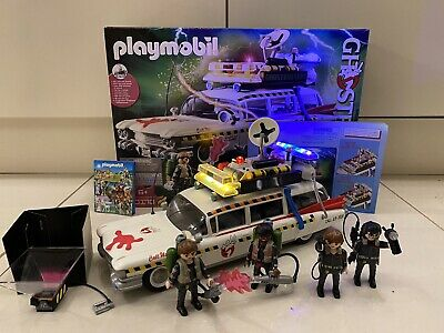 Playmobil 70170 (Ghostbusters Ecto 1a Car & Accessories) Complete • 64.99£