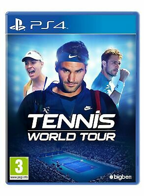 AU24 • Buy DISC ONLY Tennis World Tour PS4 Playstation 4
