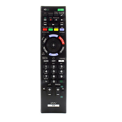 £5.99 • Buy Replacement Remote For RM-ED059 Sony Television Remote Control HD TV
