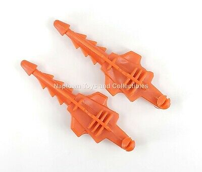 $9.99 • Buy Masters Of The Universe STRIDOR Left/Right SIDE GUNS Weapons ACCESSORY SET MOTU