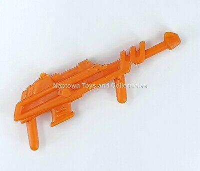 $6.99 • Buy Masters Of The Universe WEBSTOR Vintage LASER RIFLE GUN Malaysia WEAPON MOTU