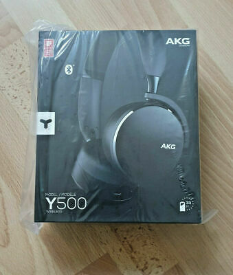 Samsung AKG Y500 Noise Cancelling Wireless Black Headphones RRP £129 *SEALED* • 78£