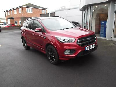 Ford Kuga 2.0TDCi ( 180ps ) ( AWD ) ST-Line In Ruby Red • 18,495£