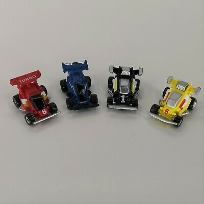 Micro Machines Racing Cars  Set Of 4 • 8.99£