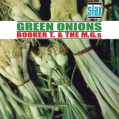 Booker T & The Mg's: Green Onions ~LP Vinyl~ • 23.59£