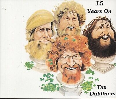 THE DUBLINERS - 15 Years On - CD Album (2 CDs, 24 Tracks) • 4.99£