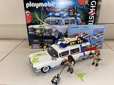 Playmobil 9220 (Boxed Ghostbusters Ecto 1 & Accessories) • 27.99£