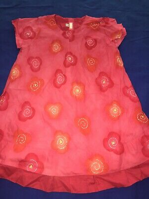 Marese Girls/childrens Pink Designer Dress Age 2 Years Size 86 Eu  • 6.99£