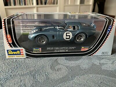 Revell 1/32 Shelby Cobra Daytona Coupe #5 Slot Car • 21£