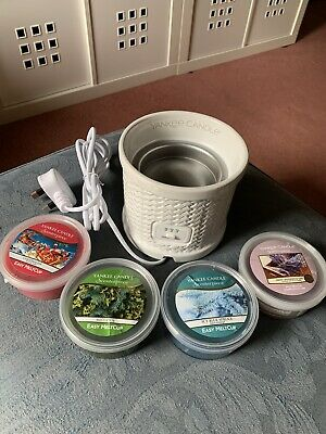Yankee Candle Wax Melt Burner (electric). • 21£