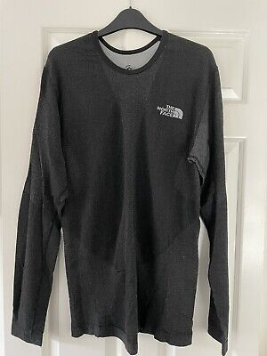 The North Face Summit Series Base Layer Long Sleeve Top Grey XL • 5.50£