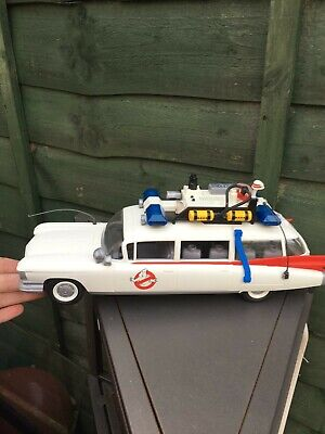 Ghostbusters ECTO 1 Playmobil Toy Model Car LIGHTS & SOUND Good Condition.  • 14£