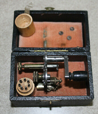 $ CDN41.21 • Buy VINTAGE WATCHMAKERS MAINSPRING WINDER Made In Germany