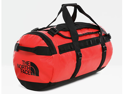 The North Face Base Camp Duffel Medium Travel Bag - Red BNWT 71 Litres • 68.99£