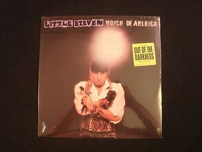 LITTLE STEVEN - Voice Of America - 1985 Vinyl 12'' Lp./ New/ Rock AOR • 15.76£