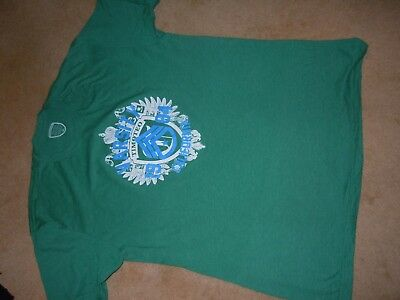 TIMOTEO Green Short Sleeved T-Shirt Size XL  • 6£
