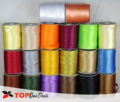 Satin Bias Binding Tape 15 Mm ~ Various Colours & Lengths ~ SUPERFAST DESPATCH ~ • 1.89£