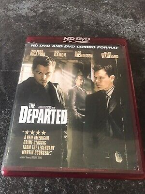 The Departed HD DVD • 7.50£