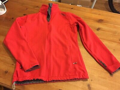 Tog 24 - Ladies - Red - Soft Shell Jacket - Size 8 / 10 • 0.99£