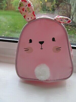 Pets At Home Pink Dog Harness Bunny Backpack • 4.99£