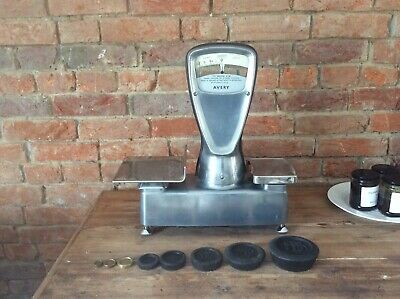 Vintage Avery Butchers Scales/ Retro/ Made In Birmingham • 75£