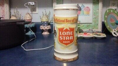 $ CDN57.42 • Buy 1987 Lone Star Beer Stein Low Number #26 Limited Edition Awesome Shape