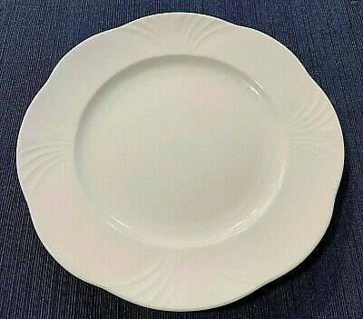 Villeroy & Boch Bone China ARCO WEISS White Salad Plate-Germany DISCONTINUED • 7.28£