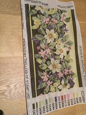 Ehrman Tapestry Spring By Margaret Morton. Twilleys Of Stamford. CANVAS ONLY • 20£