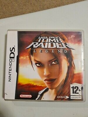Lara Croft Tomb Raider,  Legend. Eidos Nintendo DS Game • 1.20£