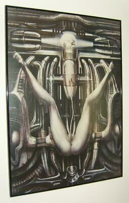 £1769.97 • Buy Extremely Rare! Alien HR Giger Deathbirth Machine III LE Of 100 Art Poster Edit