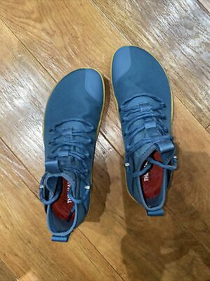 Vivobarefoot Magna Trail Size 7 UK Indian Teal Blue Barefoot Thermal Protect • 62£