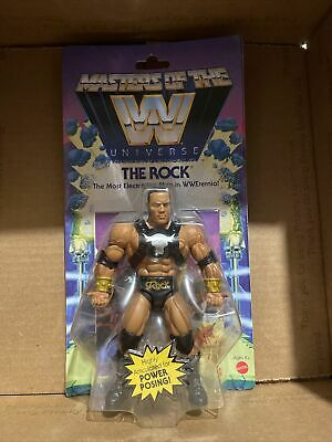 $99.99 • Buy WWE Masters Of The Universe COMPLETE SET WAVE 3 - ROCK UNDERTAKER NEW DAY BRAUN