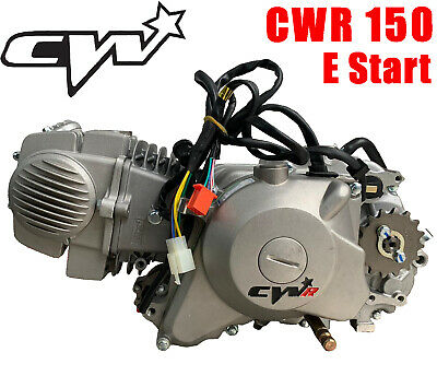 YX140 Pitbike Engine CWR  2020 Monkey Road Legal Dirt ELECTRIC START  • 399£