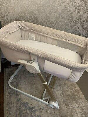 Icoo 3 In One Carrycot Highchair Bouncer  • 85£