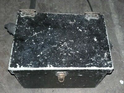 Very Old Metal Ferret Carry Box Collection Only  • 10£