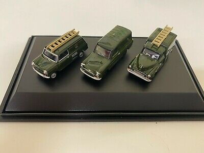 Oxford Diecast Triple Post Office Sets - 1:76 Scale • 18.40£