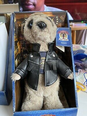 Boxed Compare The Meerkat Yakov Soft Cuddly Toy No Certificate • 2£